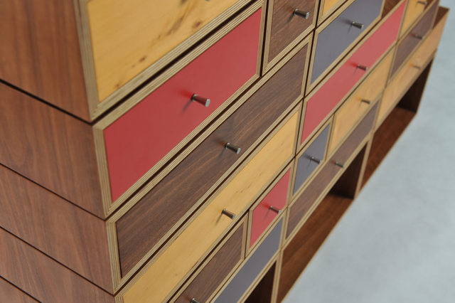 Stack of Drawers image